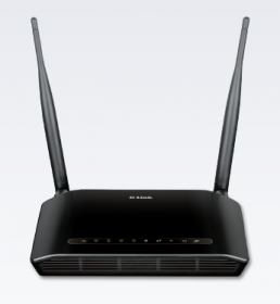 Network / Wireless-N300 ADSL Modem Router